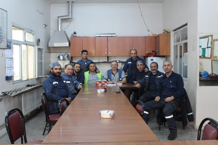 Enerji Çalışanları Haftası'nı kutladık