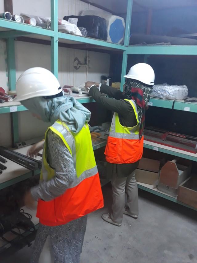 Santral ve madenimizde 5S çalışmaları