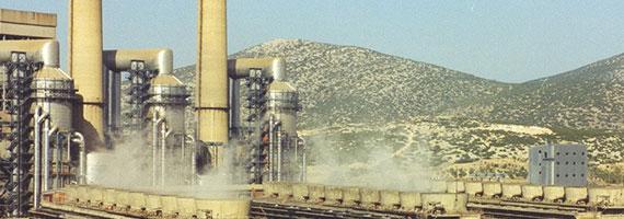 1983 - 2. Ünite Devreye alındı.